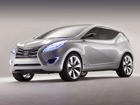Hyundai Nuvis: Zapomeňte na SUV, přicházejí ladné crossovery