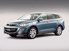 Mazda CX-9: Facelift pro modelov� rok 2010