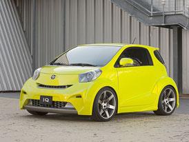 Scion iQ Concept: Nejmenší Toyota míří i za oceán