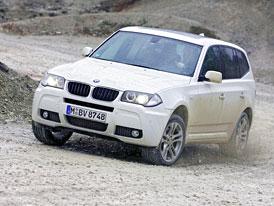 BMW X3 xDrive18d: Nový dieselový dvoulitr pro mnichovské SUV