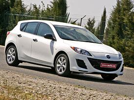 Mazda 3: První jízdní dojmy