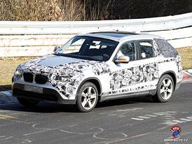 Spy Photos: BMW X1 výroba bude zahájena ještě letos (nové foto)