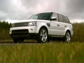 Video: Range Rover Sport -  Modernizované SUV se předvádí