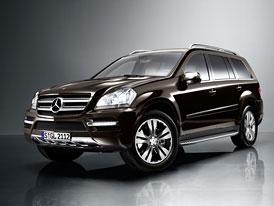 Mercedes-Benz A nyní i ke třídě GL na rok zdarma