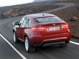 Český trh v březnu 2009: Mezi velkými SUV je nejžádanější BMW X6, menším dominuje nadále Honda CR-V