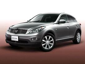 Nissan Skyline Crossover: Infiniti EX37 míří také na japonský trh