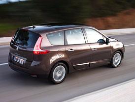 Renault uvede na trh nejprve Grand Scenic, Scenic přijde v červnu, Megane Grandtour v září
