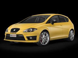 Seat Leon Cupra 2009: Facelift pro ostrý hatchback s cenou 699.900,-Kč