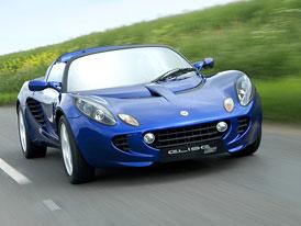 Lotus snížil spotřebu sportovních modelů Elise a Exige o 9 %