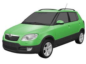 Škoda Fabia Scout: Příjde i krátká verze?