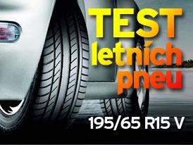 ADAC Test letních pneumatik (3. díl): Rozměr 195/65 R15 V