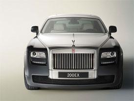 Nový Rolls-Royce RR4 se bude jmenovat Ghost