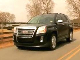 Video: GMC Terrain – Nový crossover pro modelový rok 2010