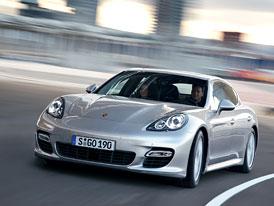 Porsche Panamera: Světová premiéra v Šanghaji (kompletní informace, nové fotografie, plakaty)