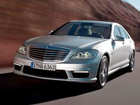 Český trh v listopadu 2009: Další triumf pro Mercedes-Benz S v luxusní třídě
