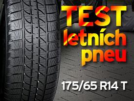 ADAC Test letních pneumatik (5. díl): Rozměr 175/65 R14 T