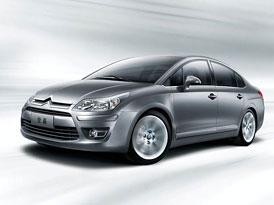Citroën C-Quatre: Z triumfu je katr (premiéra faceliftovaného C4 sedan)