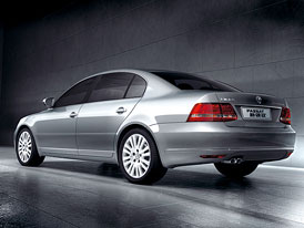 Volkswagen Passat Lingyu: Facelift čínského Superbu