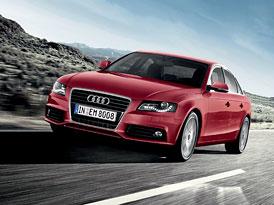 Audi A4 2,0 TDI e: V l�t� p�ijde �sporn�j�� verze se spot�ebou 4,6 l/100 km