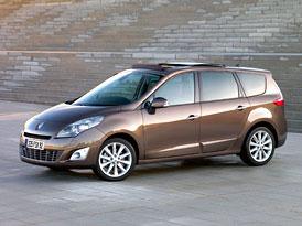 Renault Grand Scénic: Na českém trhu od 384.900,- Kč
