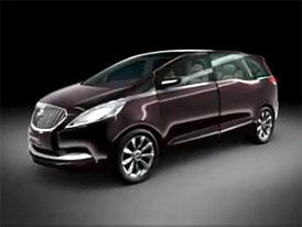 Video: Buick Business Concept – Luxusní MPV pro Čínu