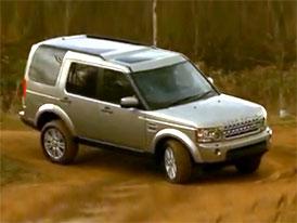 Video: Land Rover Discovery 4 � Uk�zka ter�nn�ch schopnost�