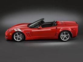 Corvette Grand Sport: Rozšířená karoserie, polozávodní podvozek a vyšší výkon
