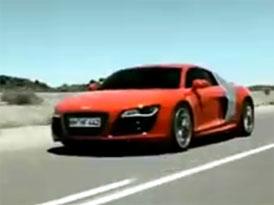 Video: Audi R8 5,2 FSI quattro – Nejrychlejší Audi s motorem uprostřed