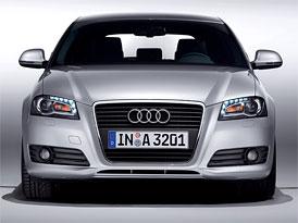 Audi A3 1,6 TDI: Nový turbodiesel má v nejmenším Audi výkon 66 kW