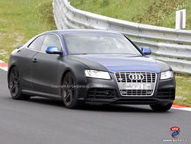 Spy Photos: Audi RS5 - Silné osmiválce žijí dál