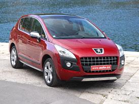 Peugeot 3008: První jízdní dojmy