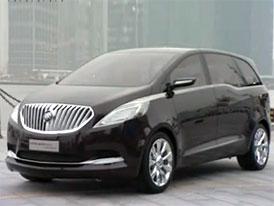 Video: Buick Business Concept – Studie pro autosalon v Šanghaji