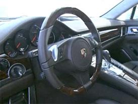Video: Porsche Panamera Turbo – Pohled do interiéru