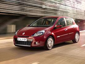 Francouzský trh v prvním pololetí: Clio stále v čele