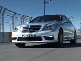 Video: Mercedes-Benz S 63 a S 65 AMG: Výkon a luxus