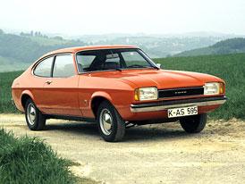 Ford Capri: Evropský baby Mustang slaví čtyřicátiny