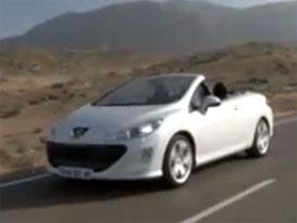 Video: Peugeot 308 CC – Nový kupé-kabriolet z Francie