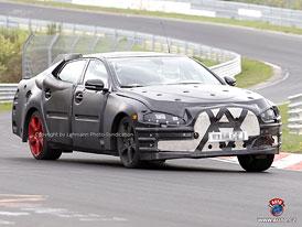 Spy Photos: Nový Jaguar XJ a jeho nenápadné prodloužení