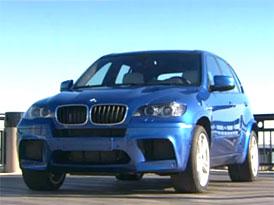 Video: BMW X5 M a BMW X6 M – Dvě nabroušená SUV