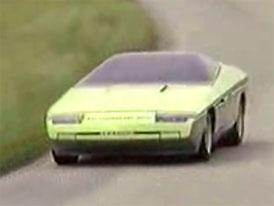 Video: Bertone Ramarro – Ještěrka s technikou Corvette
