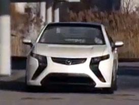 Video: Opel Ampera – Koncept rodinného hybridu
