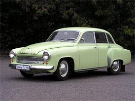 Opel prý uvažuje o vzkříšení značky Wartburg