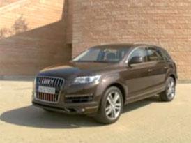 Video: Audi Q7 – Prohlídka exteriéru modernizovaného SUV