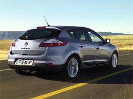 Renault zlevnil Mégane o 20.000,-Kč, první cena nyní 289.900,-Kč
