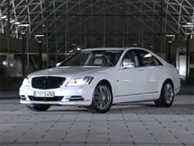 Video: Mercedes-Benz S 400 BlueHybrid – Luxus s hybridním pohonem
