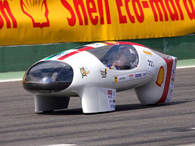 Shell Eco-Marathon Europe 2009: Letos padlo několik rekordů