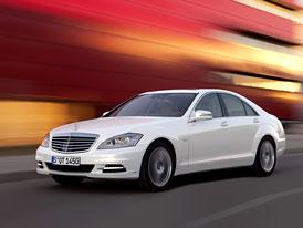 Mercedes-Benz S po faceliftu: Podrobná technická data, ceny v Německu, velká fotogalerie