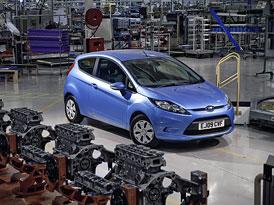Britský Ford slaví 80 let továrny v Dagenhamu, dnes zde vyrábí milion motorů ročně