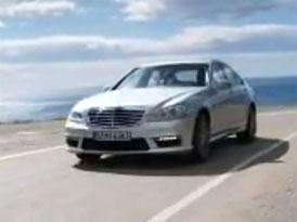 Video: Mercedes-Benz S 63 a S 65 AMG: Nejvýkonnější zástupci třídy S