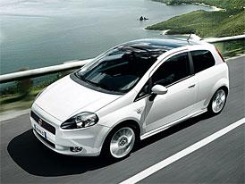 Fiat Grande Punto: Úspornější motor 1,6 MultiJet má kombinovanou spotřebu 4,5 l/100 km